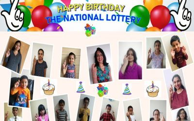 Happy Birthday to the National Lottery