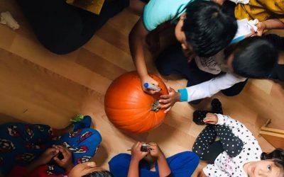 October Half Term Activities!