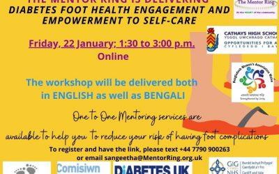 Diabetes Foot Health Workshop