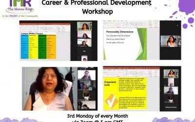 Career & Professional development Workshop 21st June