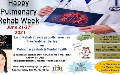 Pulmonary Rehab Week (June 21-27)