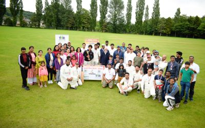 Cricket Tournament in Pontcanna Fields Sunday 11th July